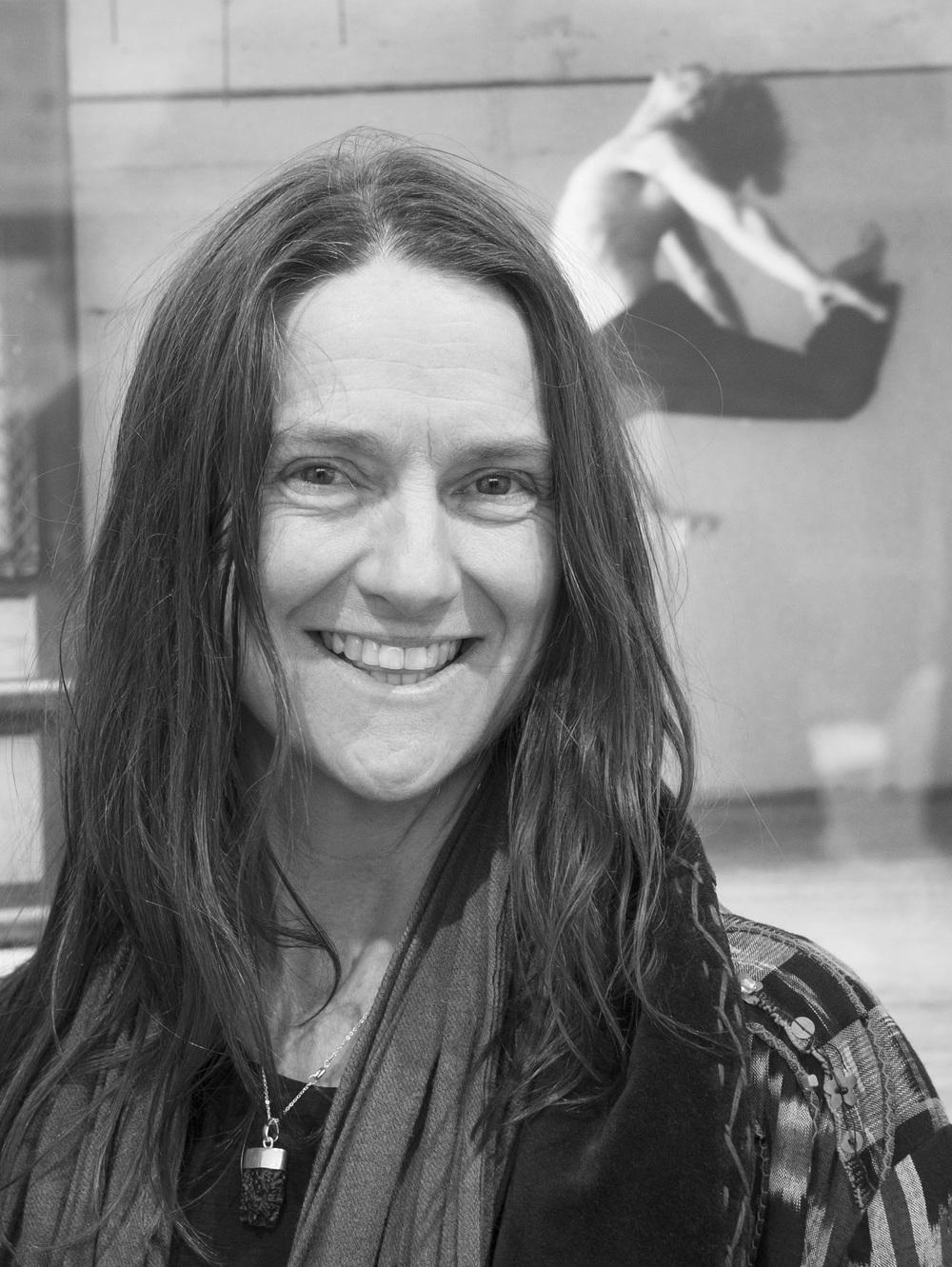 Kate Baker, in Budapest, 2012