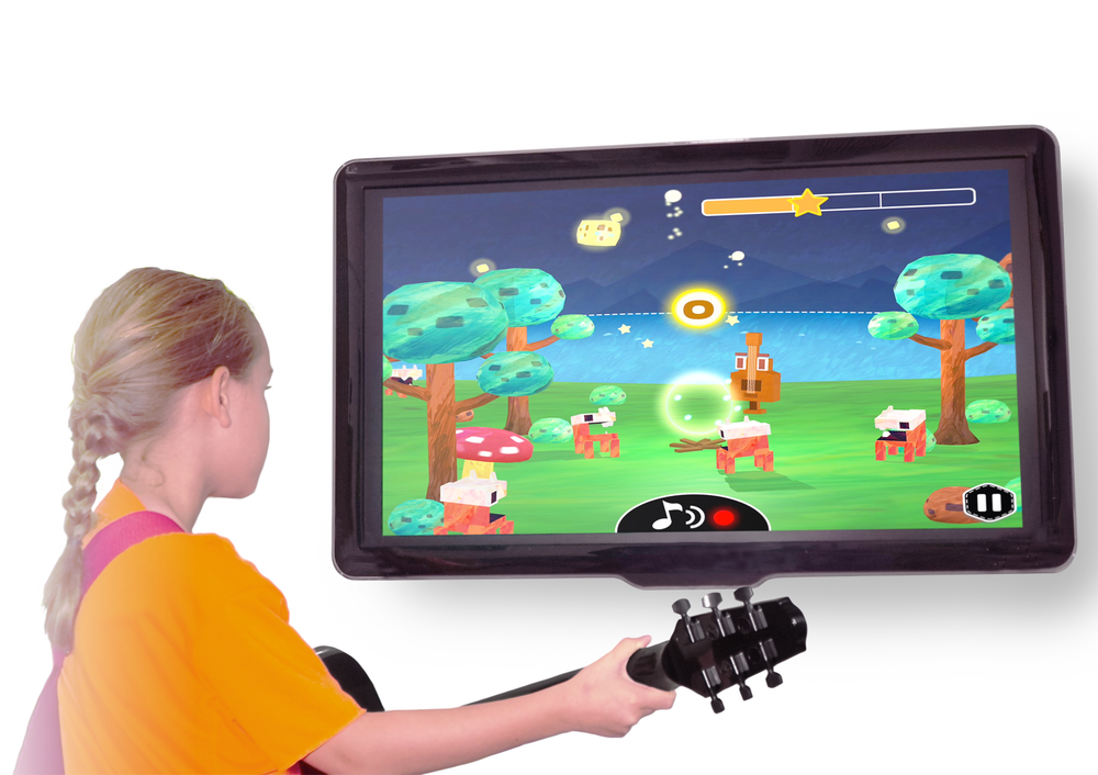 Monster Chords Turns Guitar Learning Practice Into A Fun Game