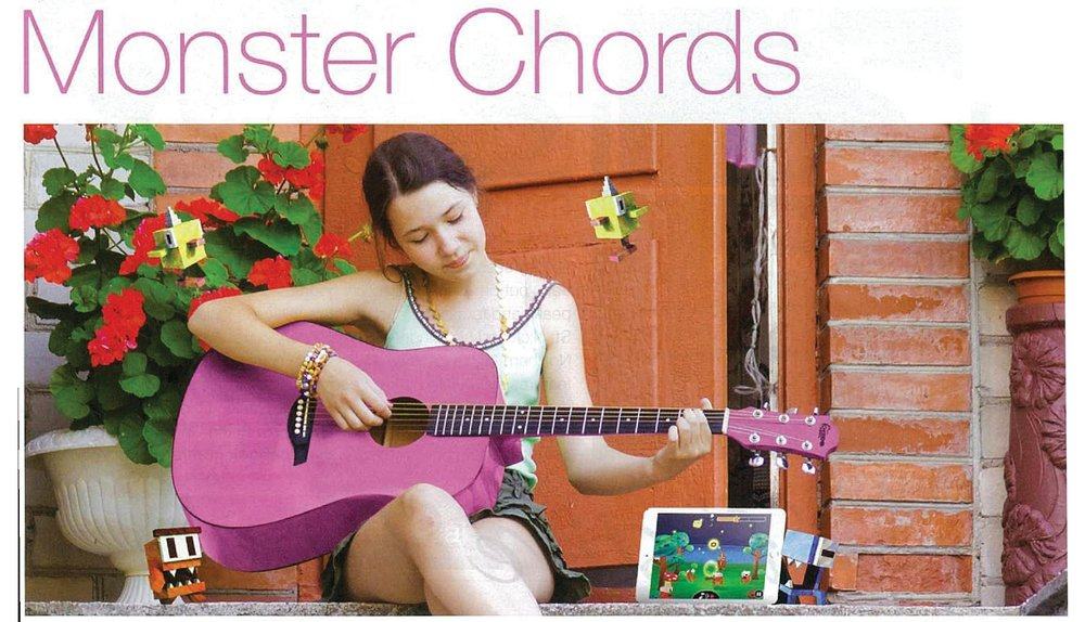 Playtimes (December, 2016) Monster Chords