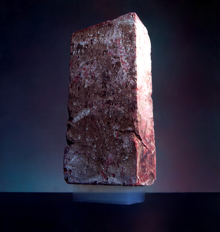 Aerogels - Aerogel is a synthetic material that is 99.8% air, making it ultralight and strong.  It is created by replacing the liquid component of products such as silica gel and replace it with a gas.  The result of the process creates a solid with extremely low density and low thermal conductivity.