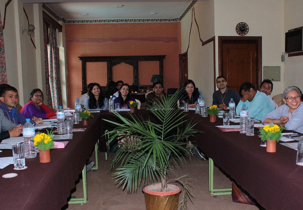 Kathmandu Workshop