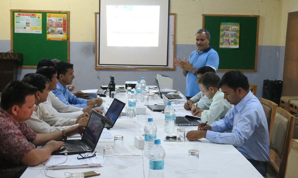 Technical Support Training Workshop   - Butwal