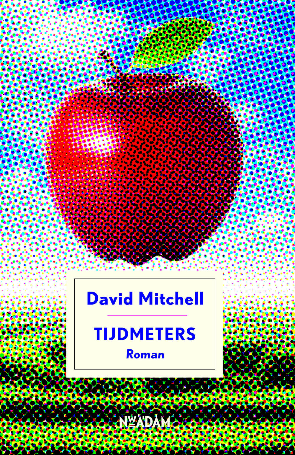 David Mitchell - Tijdmeters
