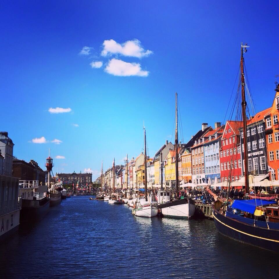 Kongens Nyortov, Copenhagen