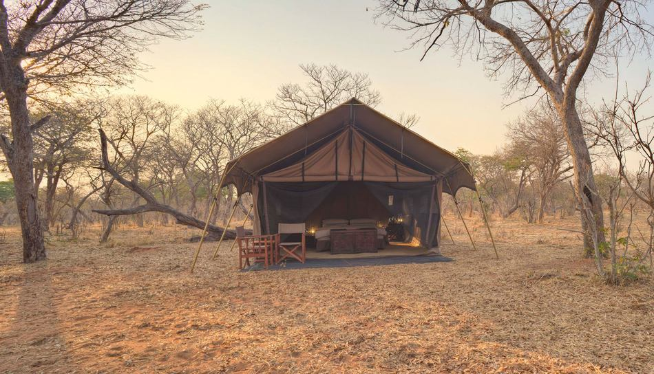 Chobe under Canvas, Botswana