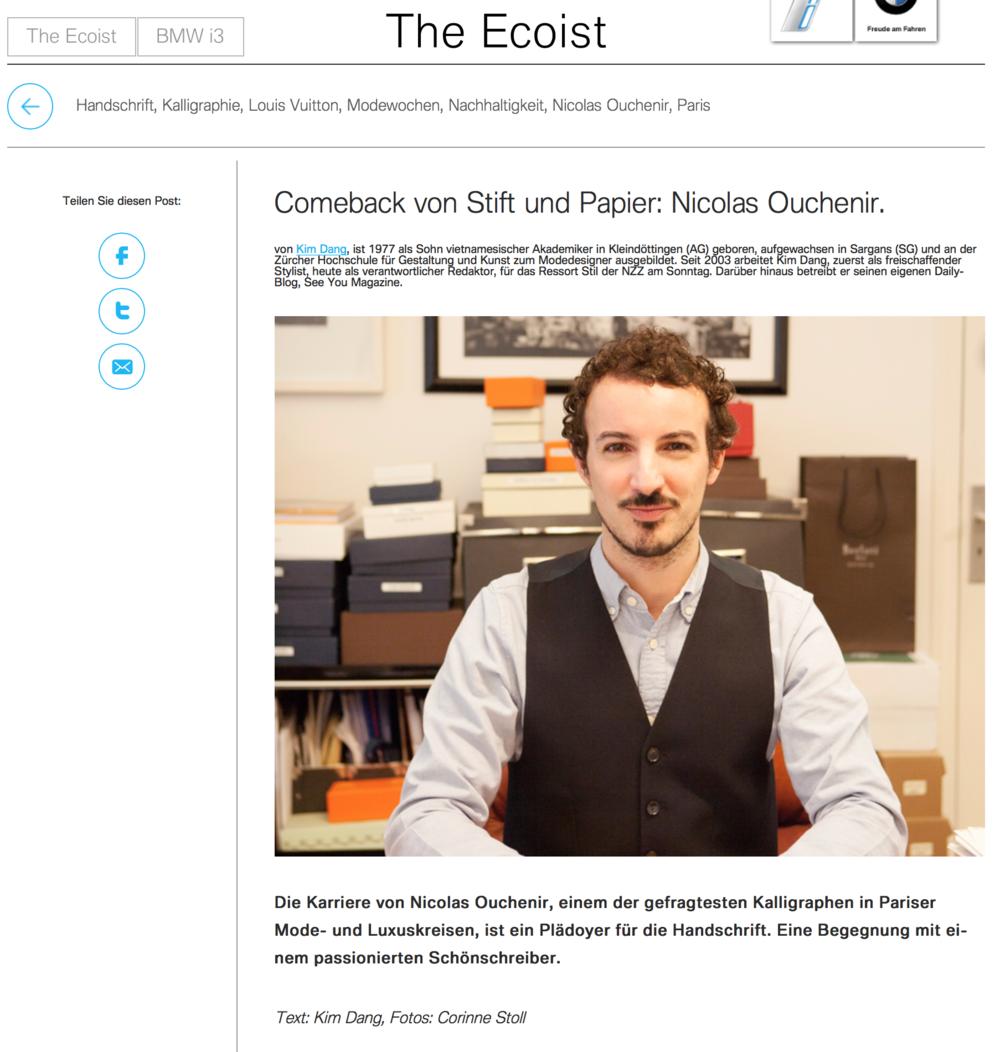 The Ecoist