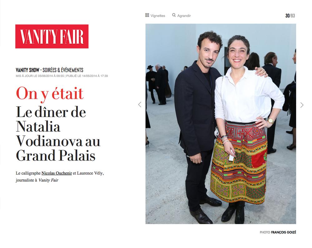 Vanity Fair - May 2014