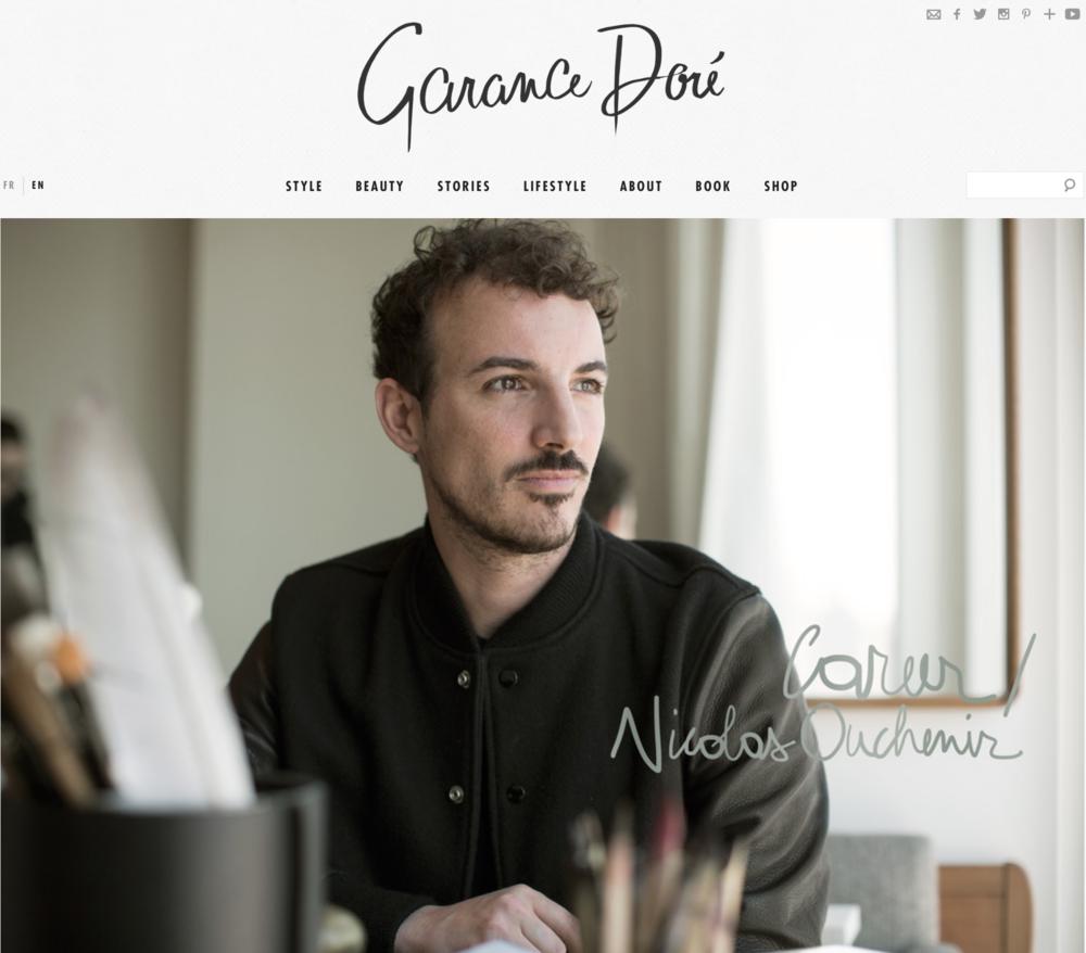 Garance Doré - Avril 2014