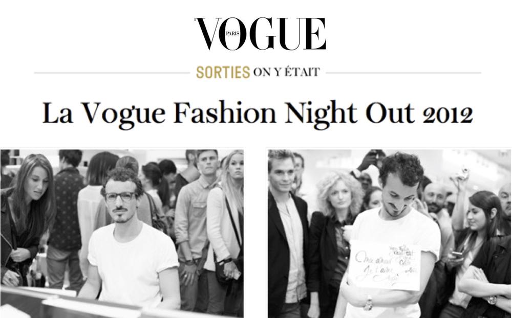 Vogue - September 2012