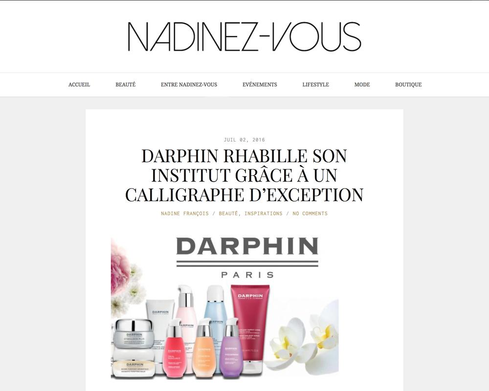 Nadinez-Vous - Juin 2016