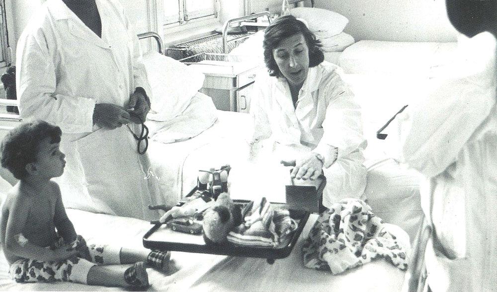 Première femme chirurgien cardiaque en France