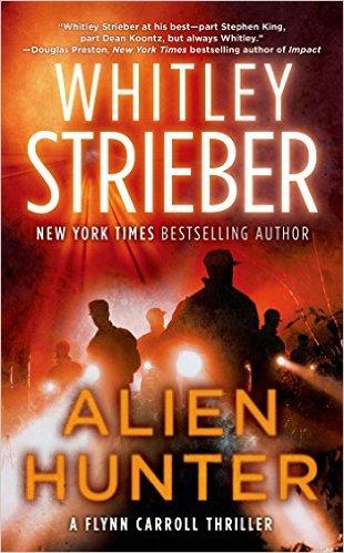 """Alien Hunter"" by Whiteley Stieber."