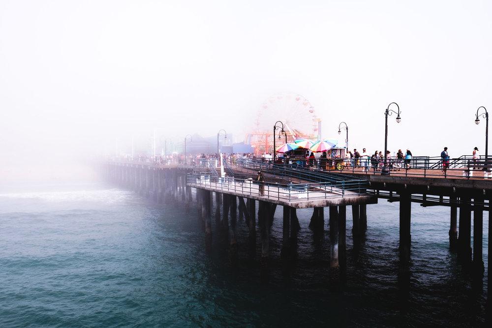 Ferris Wheel on the Docks