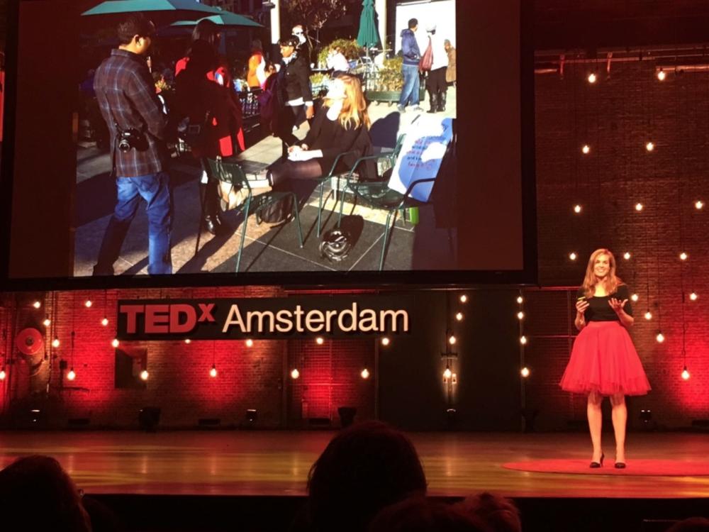 TEDx Irene Rompa