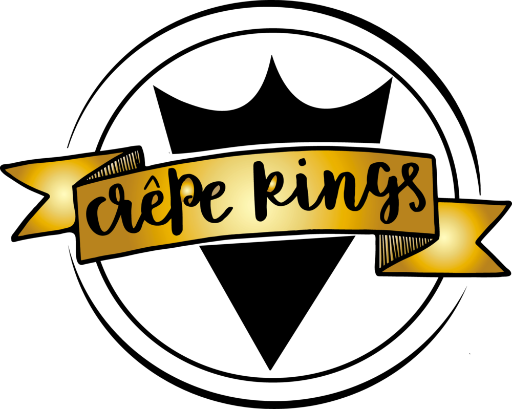 Crepe Kings  ,pop up selling creative crepes with our Gelato, currently in Deptford market on Saturday, more venues to come.