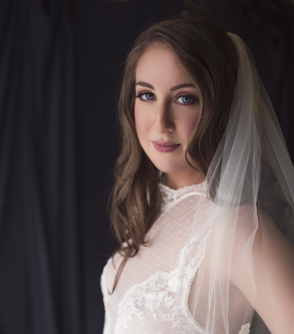 Create your wedding day style with one of our beauty experts by scheduling a bridal hair and makeup trial. Enjoy this two hour session of pampering and planning. Start off your styling consultation by reviewing looks and defining your theme. Leave no room for surprises on the big day.