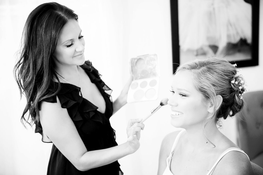 Bridal Styling Session  Create your wedding day style with one of our beauty experts by scheduling a bridal hair and makeup trial. Enjoy this two hour session of pampering and planning. Start off your styling consultation by reviewing looks and defining your theme. Leave no room for surprises on the big day.