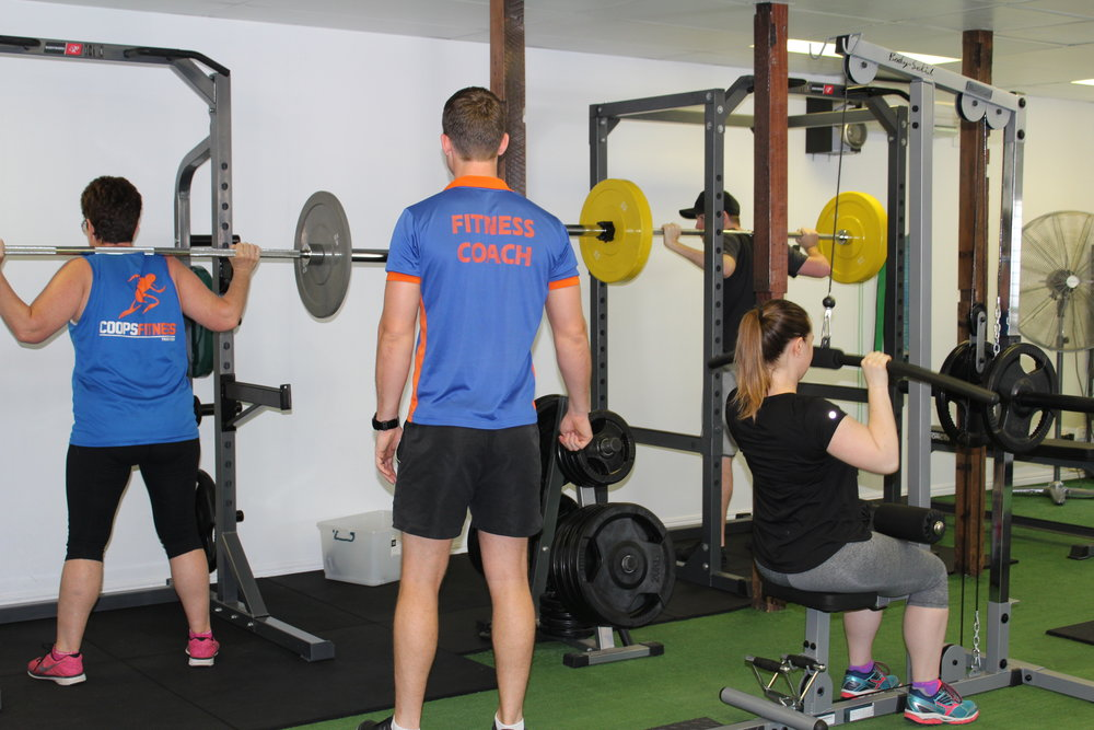Semi-Private personal training.JPG
