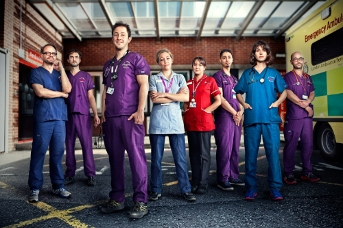 24 Hours In A&E (Series 10, 11)