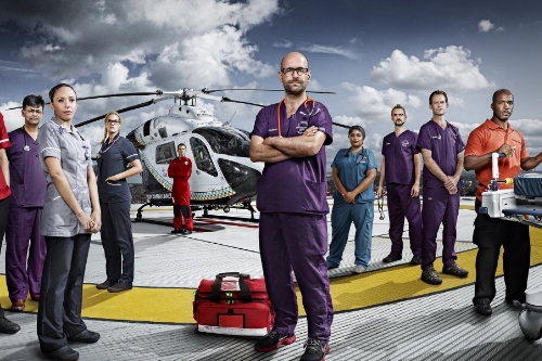 24 Hours In A&E (Series 7, 8, 9)