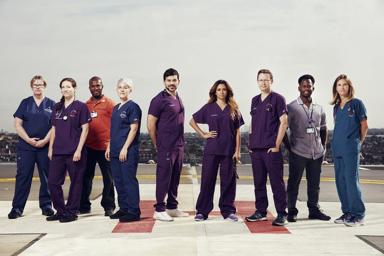 24 Hours In A&E (Series 14)