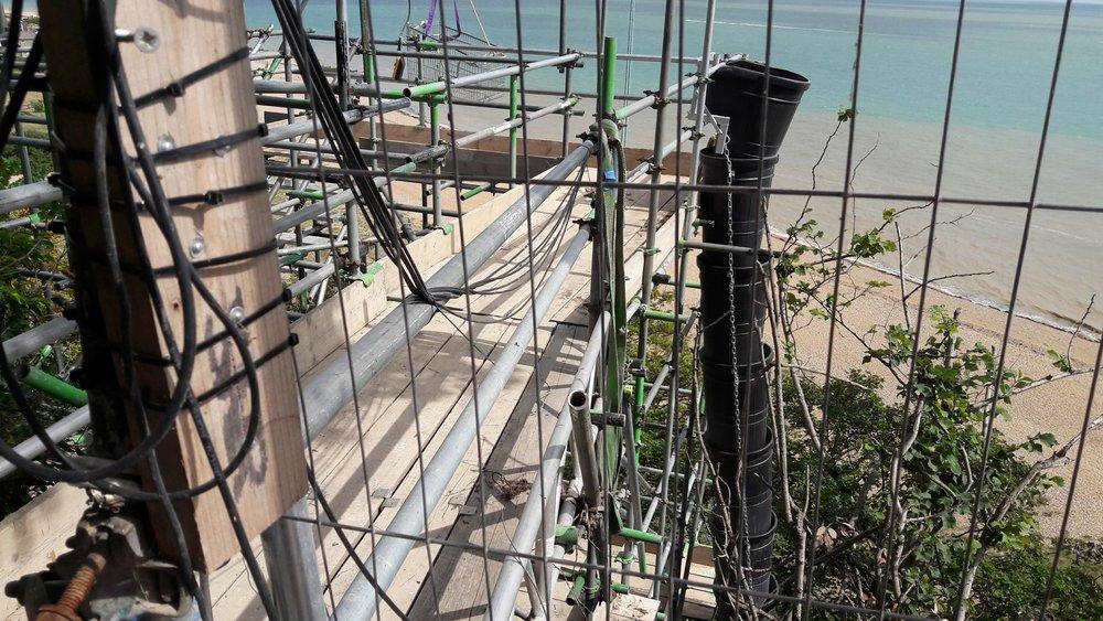 Luxury seaside house project