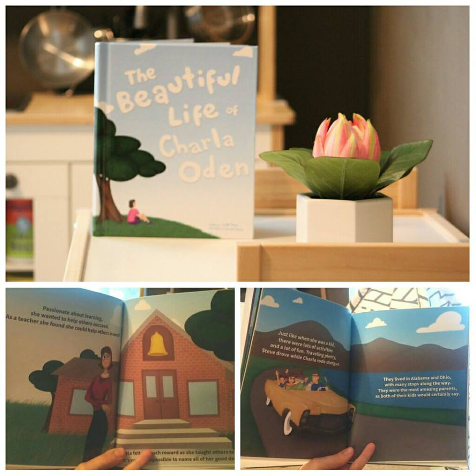 Children's Books Honoring Deceased Loved Ones