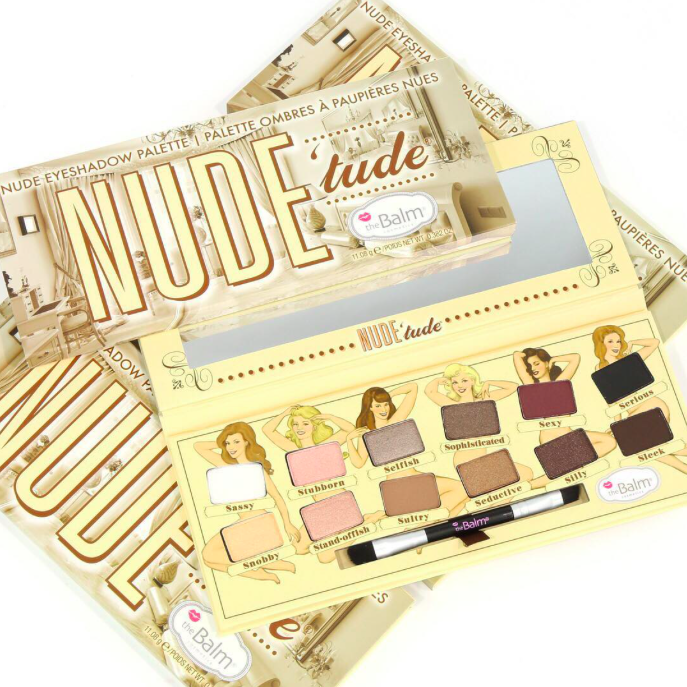 5. theBalm theBalm's retro-themed make-up range is Paraben and Cruelty-Free.