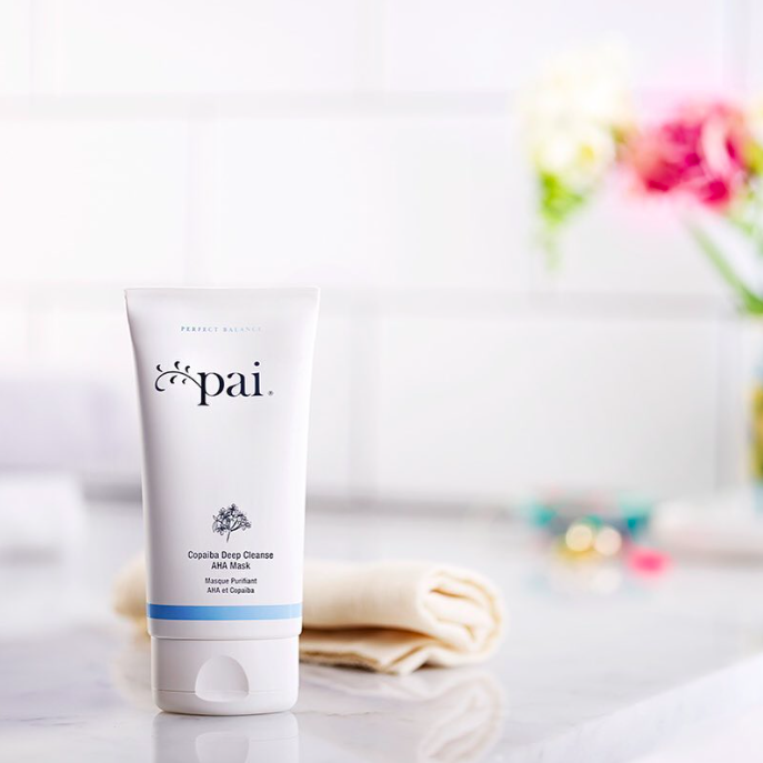 9. Pai Skincare British skincare brand, Pai are completely Vegan and cruelty-free. Their products are free from Parabens, Alcohol, Phenoxyethanol, Petrochemicals, Detergents (SLS/SLES) and artificial fragrance and ideal for sensitive skin!