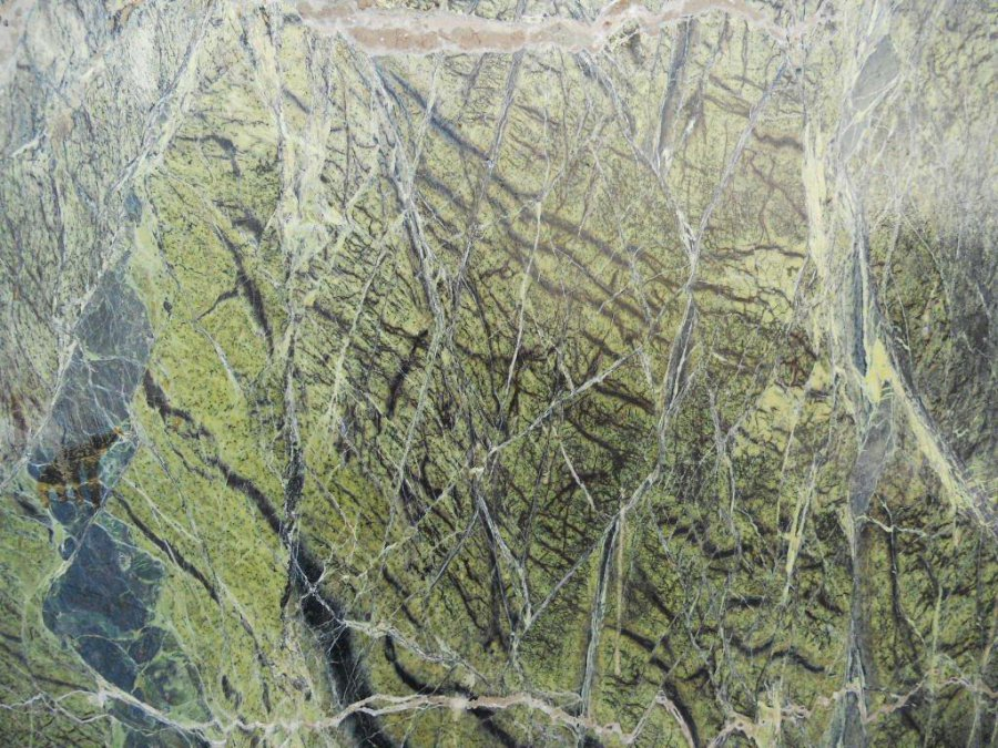 Indian Rainforest Green Marble