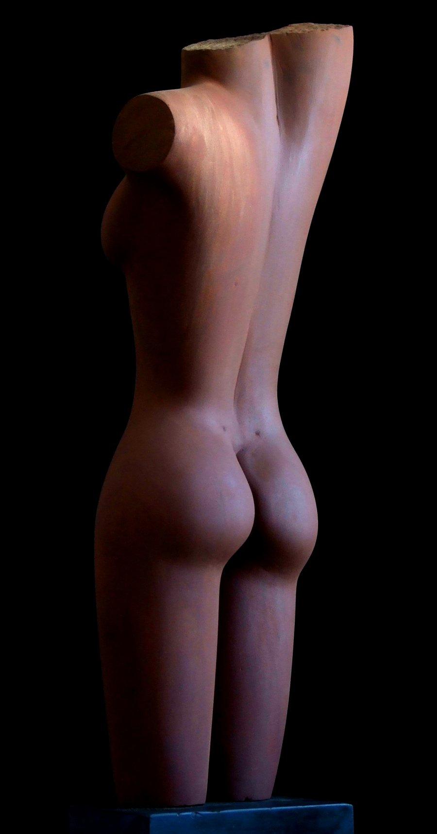 Sandstone Torso rear