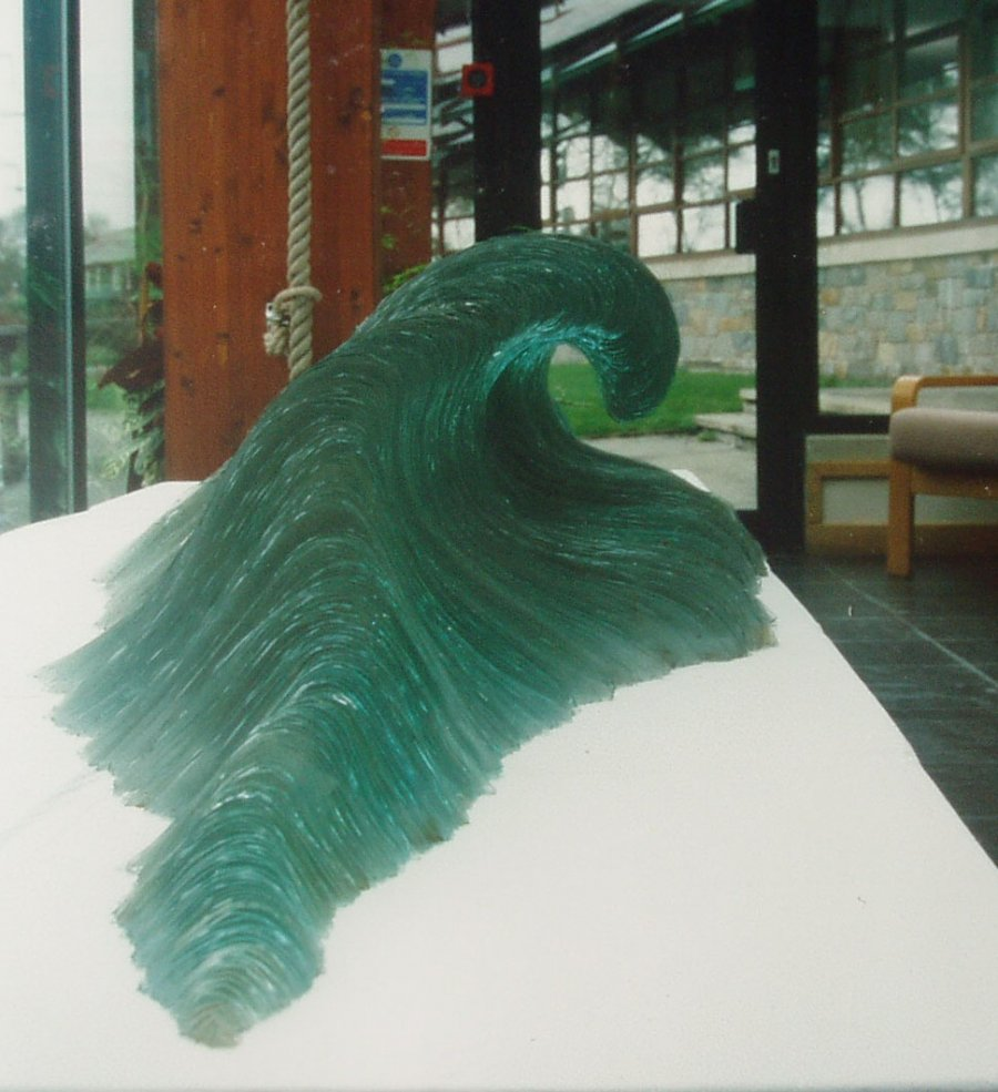 Glass Wave