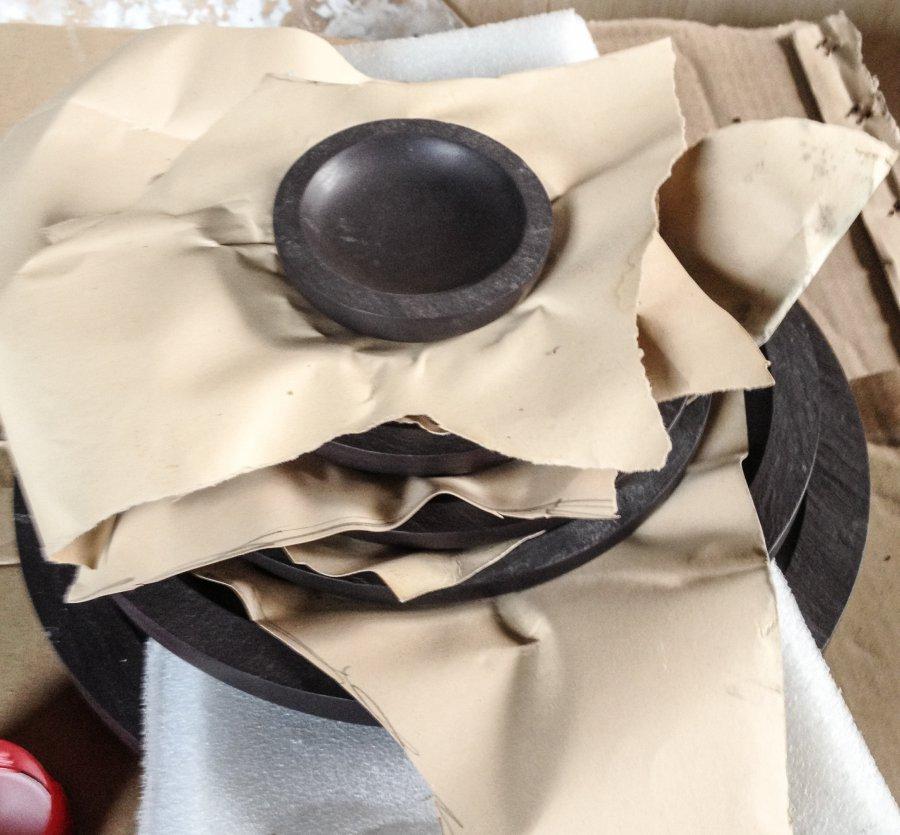 Slate Bowls