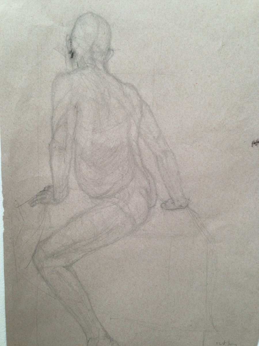 Life Drawing XII
