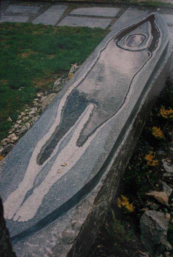 Dyn Unig Lone Man Antur Waunfawr Trefor Granite a