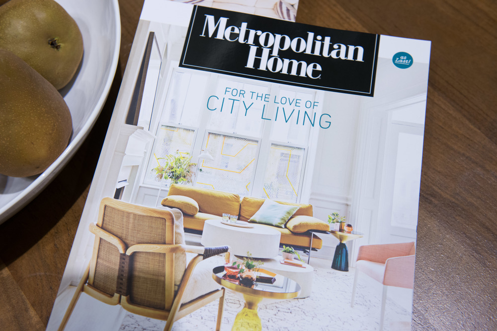 The Metropolitan Home cover
