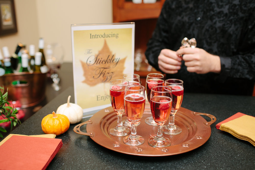 Stickley's Signature cocktail