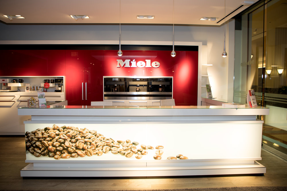 Miele Chicago Experience Center Showroom