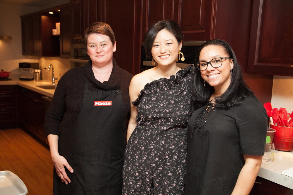 Stephanie Bone, Catherine Kwong, Monique Robinson