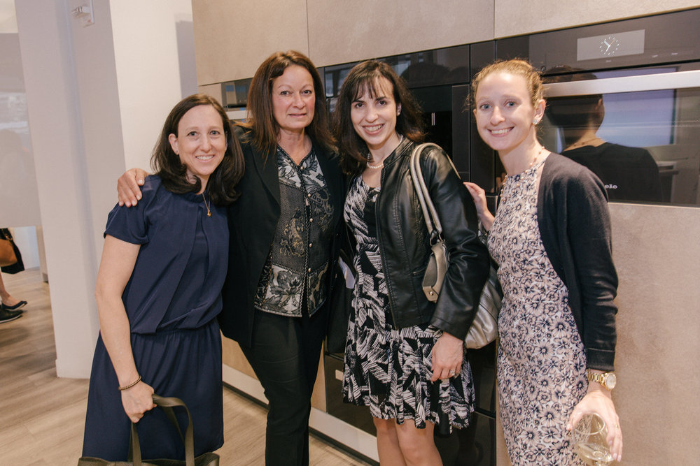 Erika Cramer, Stacey Piano, Innovative Travel Marketing's Michelle Walsh, and Alanna Slate