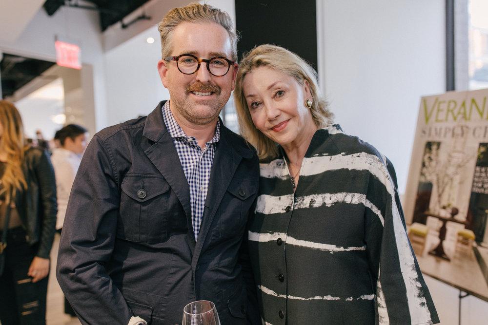Clinton Smith, and Susan Gutfreund
