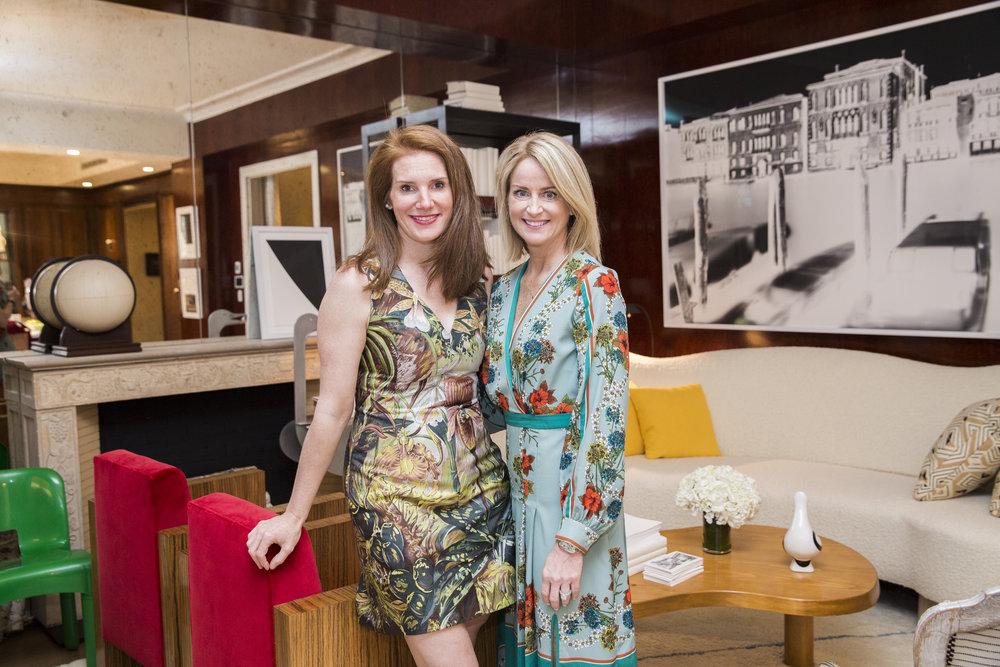 House Beautiful's Sophie Donelson, Kohler's Elizabeth Brady
