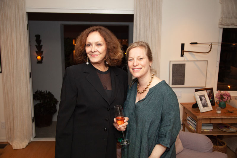 Joanne Medeiros and Sabine Rothman