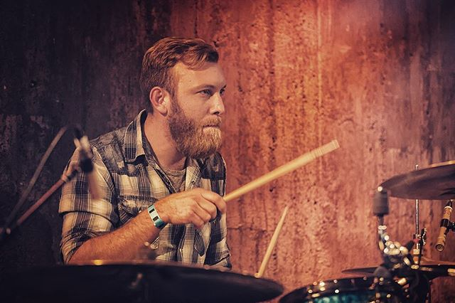 #foxisaband #rockhal #drums #tight #beard #rock #classic #cymbal #fox #luxembourg