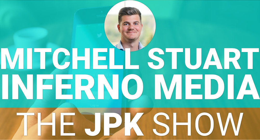 Mitchell Stuart - Inferno Media - The JPK Show