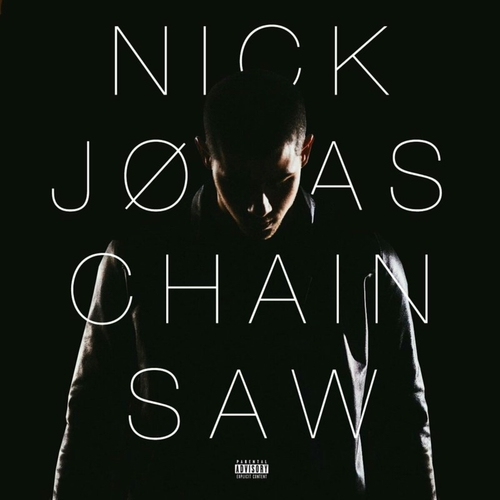 Image result for nick jonas chainsaw