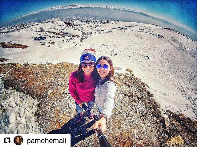 #friendshipgoals @pamchemali 🙌🏻😻👭#lebanesewomen #lebanesefriends#friendsforever