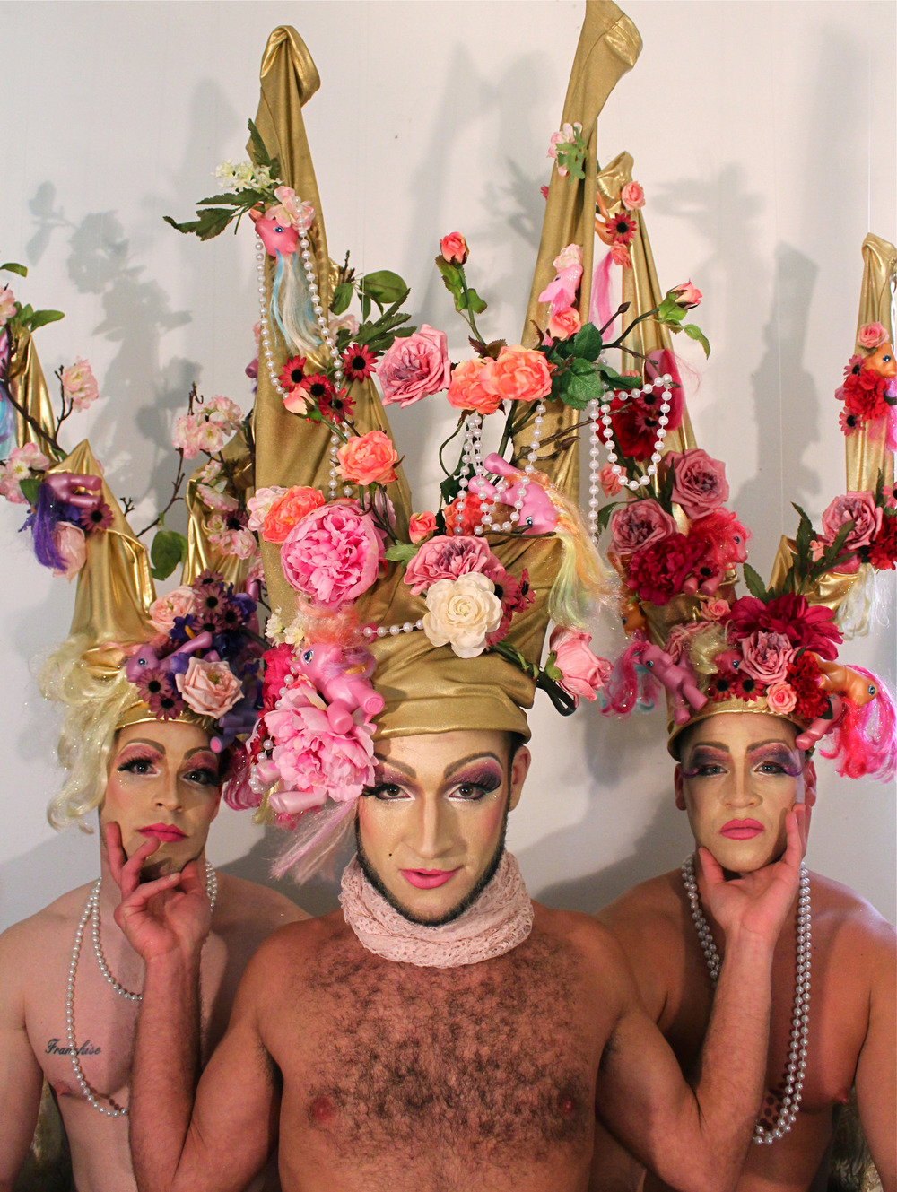 JD Raenbeau (AP15) is showing work in Queer WAH opening this Friday, October 9 at the Williamsburg Art and Historical Center.