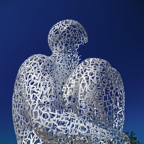 El Alma del Ebro (2008), by Jaume Plensa