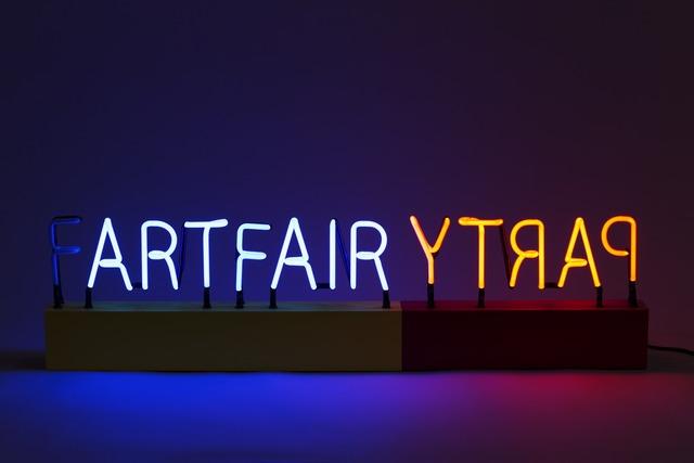 Art Fair Party, Richard Jackson